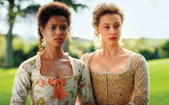 Δουλεμπόριο, Σινεμά, Belle, Μιγάς, Μεγάλη Βρετανία, 1786, ταινία.