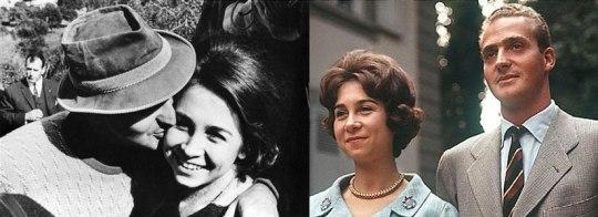 Ισπανία, Βασιλικό διαζύγιο, Βασίλισσα Σοφία, Χουάν Κάρλος