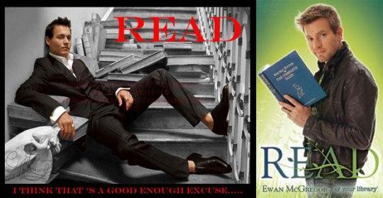 Βιβλία, διάβασμα, διάσημοι,