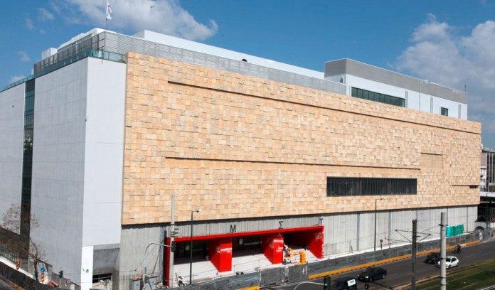 Εθνικό Μουσείο Σύγχρονης Τέχνης, μακέτες,ΕΜΣΤ