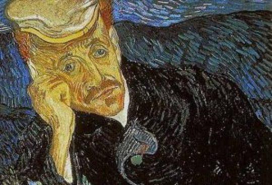 Vincent Van Gogh, «Portrait of dr. Gachet»