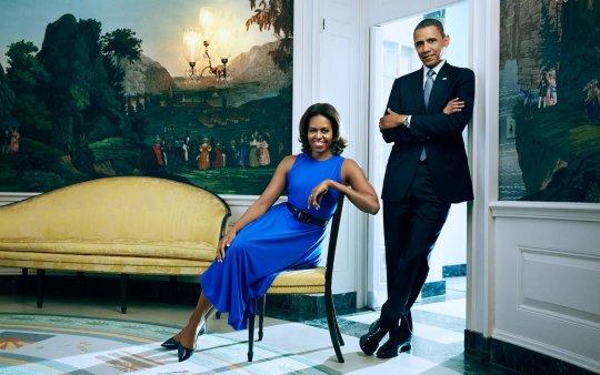 Μπαράκ Ομπάμα, Barak & Michelle Obama