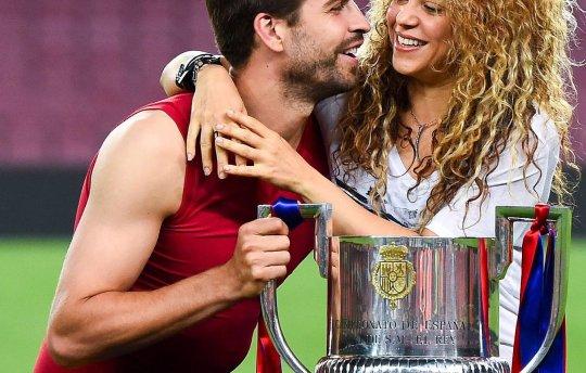 Shakira, Gerard Piqué,