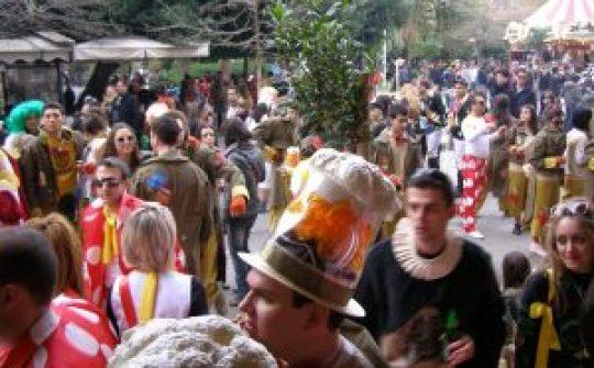 Καρναβάλι, Πάτρα, Νίκος Μουρατίδης