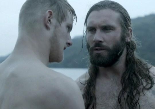 """Βίκινγκς, Vikings: Οι θεοί του βορρά, History Channel """"Vikings"""", Ragnar Lothbrok, Travis Fimmel, Clive Standen, ΤΟ BLOG ΤΟΥ ΝΙΚΟΥ ΜΟΥΡΑΤΙΔΗ, nikosonline.gr,"""