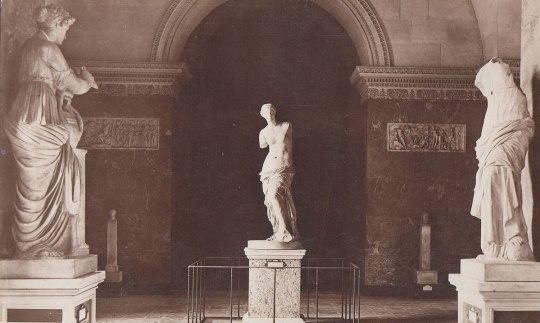 Αφροδίτη της Μήλου, Aphrodite Milo