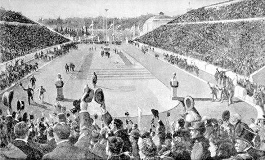 Olympic-Games, olympic_stadium, panathinaiko_stadio, Πρώτοι Σύγχρονοι Ολυμπιακοί αγώνες, Αθήνα 1896