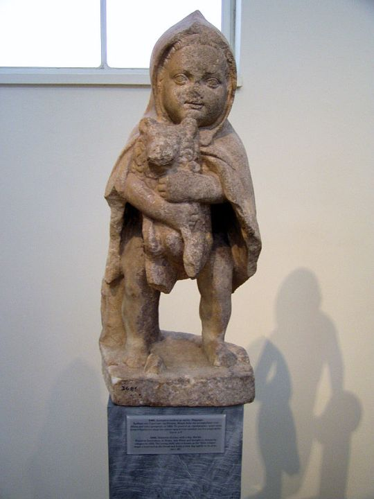 Statuette_of_a_boy_with_a_dog_NAMA_3485_(DerHexer)