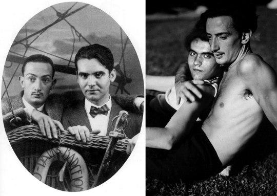 Dali, F.G. Lorca, Η ιδιαιτερότητα του ποιητή, ΟΜΟΦΥΛΟΦΙΛΟΣ, ΛΟΡΚΑ, ΠΟΙΗΣΗ, ΙΣΠΑΝΙΑ, ΤΟ BLOG ΤΟΥ ΝΙΚΟΥ ΜΟΥΡΑΤΙΔΗ, nikosonline.gr,