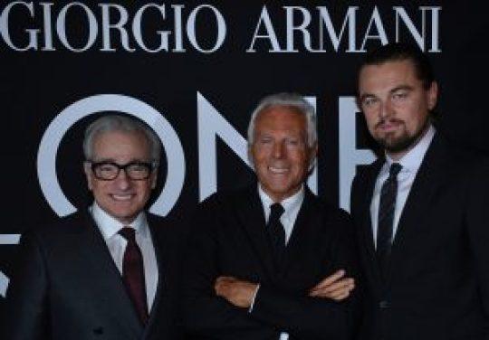 Τζόρτζιο Αρμάνι, Ciorgio Armani