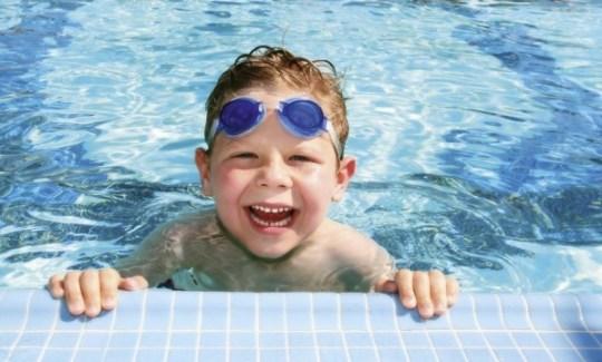 παιδιά και κολύμβηση