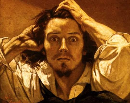 Portrait-Face-Painting-Courbert-self-portrait