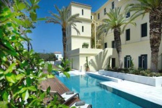 posidonio, Ξενοδοχείο Ποσειδώνιο, Spetses, Σπέτσες, Boutique Hotel,