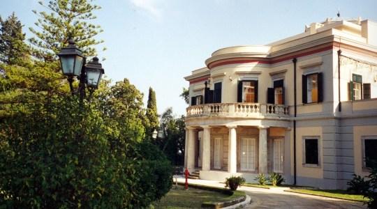 corfu.mon.repos, Ερνέστος Τσίλερ, Ernst Ziller, αρχιτέκτονας, ιστορικά κτίρια