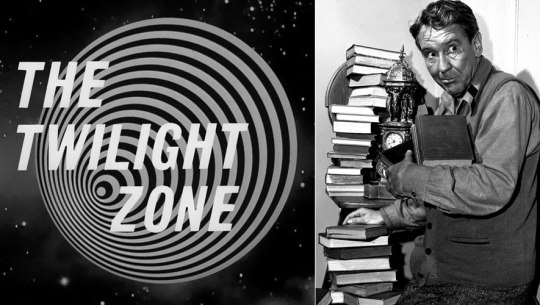 Burgess Meredith - The Twilight Zone