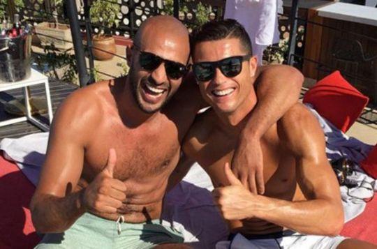 Cristiano-Ronaldo-and-Badr-Hari