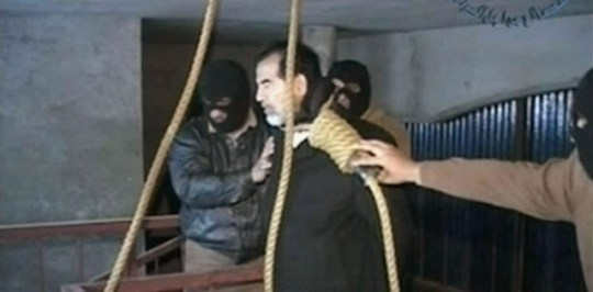 Saddam-Hussein-hanging-video