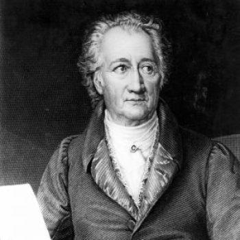 Γιόχαν Βόλφγκανγκ φον Γκαίτε, Johann Wolfgang von Goethe