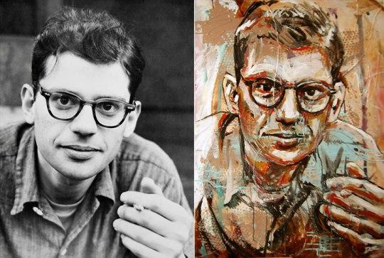 Allen Ginsberg, Άλεν Γκινσμπεργκ