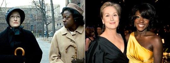 Viola Davis, Meryl Streep