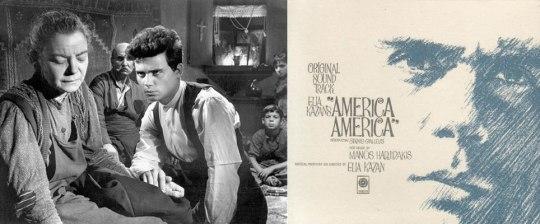 1963-America America, ΜΑΝΟΣ ΧΑΤΖΙΔΑΚΙΣ