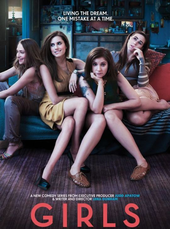 GIRLS, TV series