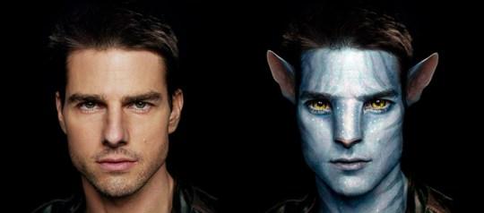 avatar, photoshop, Τομ Κρουζ