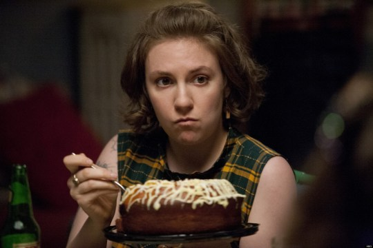 lena dunham, GIRLS, TV, HBO,