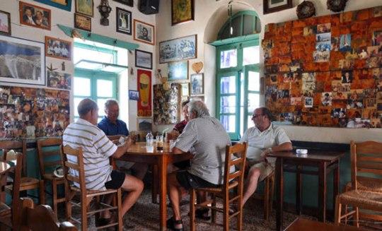 astipalaia, παραδοσιακό καφενείο