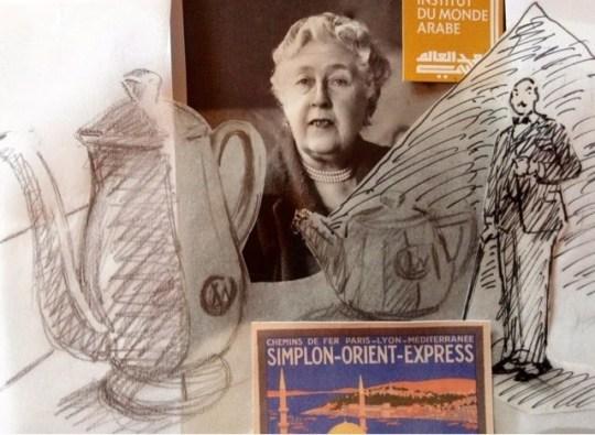 Orient Express, Agatha Christie