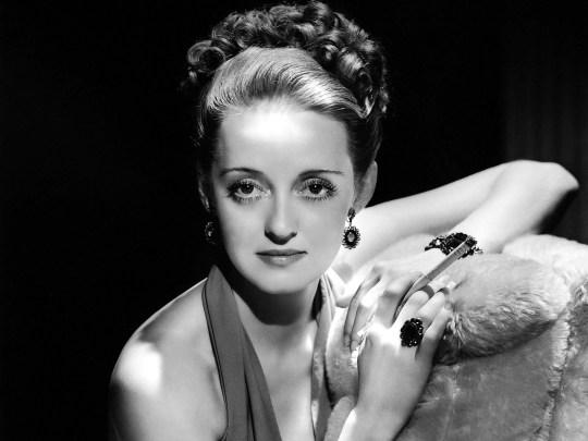 Μπέτι Ντέιβις, Bette Davis,