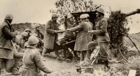 Ελληνο-Ιταλικός πόλεμος, ΟΧΙ
