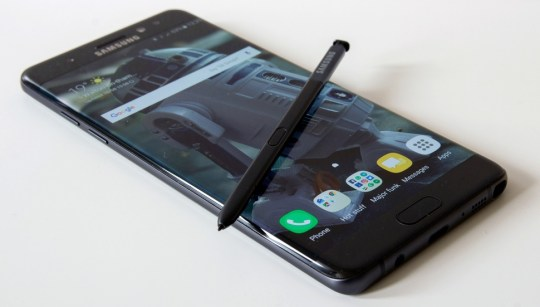 Samsung, Galaxy Note 7,