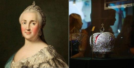 αυτοκράτειρα της Ρωσίας, Αικατερίνη η Β΄, Μεγάλη Αικατερίνη, Catherine the Great, Russia