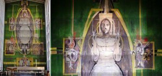 Christ in Glory, Graham Sutherland