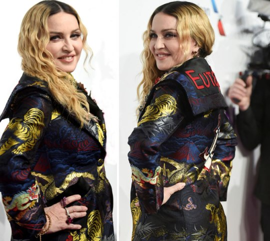 ΜΑΝΤΟΝΑ, BILLBOARD, WOMAN OF THE YEAR, MADONNA,