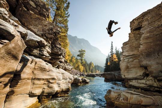 pool-glacier, National Geographic, Φωτογραφίες 2016