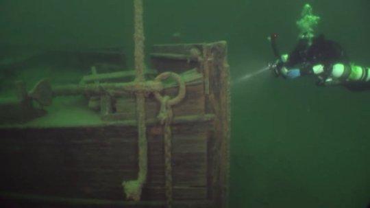 Μετά από 132 χρόνια, βρέθηκε ναυάγιο, πλοίο J.S. Seaverns,