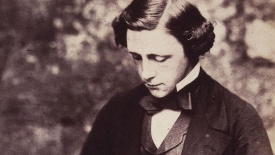 Λιούις Κάρολ, Lewis Carroll,
