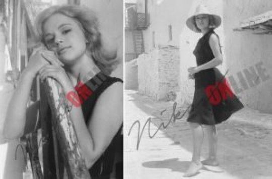 """Αλίκη Βουγιουκλάκη, """"Μανταλένα"""", Αντίπαρος, nikosonline.gr"""