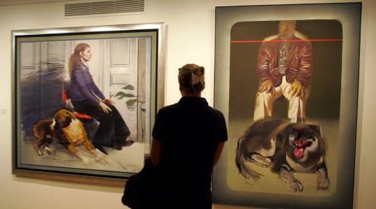Δημήτρης Μυταράς, ζωγράφος
