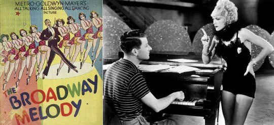 THE BROADWAY MELODY,
