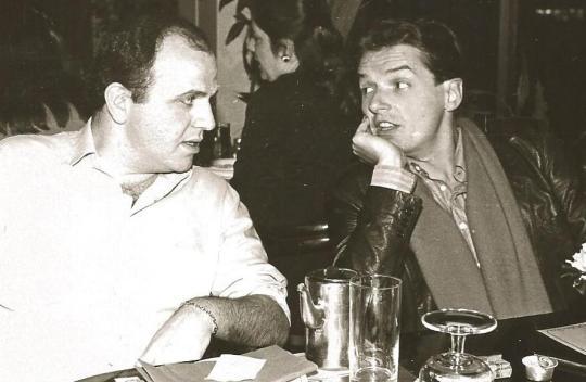 Φάλκο, Falco,Νίκος Μουρατίδης