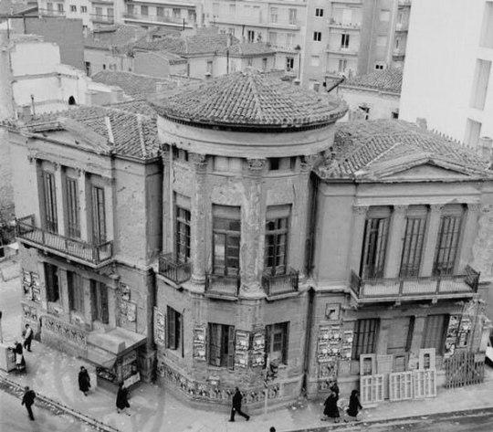 Τα νεοκλασικά κτίρια της Αθήνας