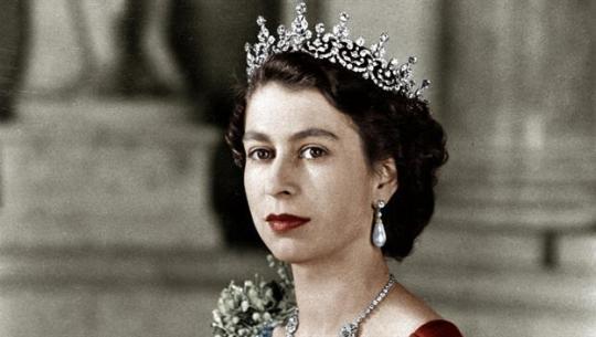 Ελισάβετ Β΄ , ι βασίλισσα του Ηνωμένου Βασιλείου