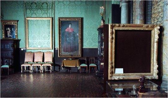 Μουσείο Ισαβέλλα Στιούαρτ Γκάρντνερ στην Βοστώνη