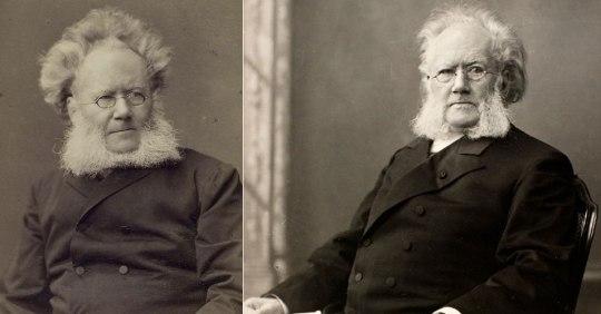 Ερρίκος Ίψεν, Henrik Ibsen,