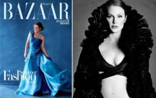 Ladies, Armani, Julianne Moore