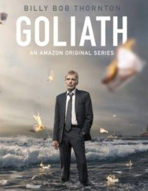 Billy Bob Thorton, Διαφθορά, Δικαιοσύνη, Δικηγόροι, τηλεοπτική σειρά, Goliath