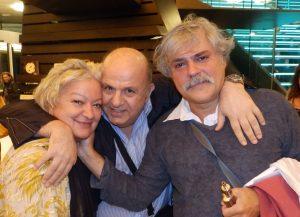 Παγκόσμια ημέρα θεάτρου, Νίκος Μουρατίδης, Τάνια Τσανακλίδου, Νίκος Καραθάνος